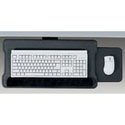 Ergonomic Concepts Articulating Keyboard Platform with Slide Out Mouse Tray