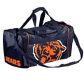 Forever Collectibles NFL 11'' Travel Duffel; Chicago Bears
