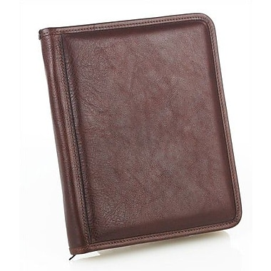 Aston Leather Collectors Pen Case; Brown