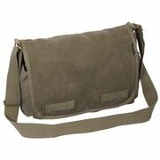 Everest Messenger Bag; Olive