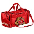 Forever Collectibles NCAA 11'' Travel Duffel; University of Maryland Terrapins