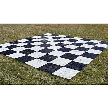 CN Chess Plastic Grid Chess Board