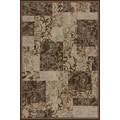 Central Oriental Interlude Entwine Rug; 5' x 7'6''