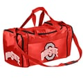 Forever Collectibles NCAA 11'' Travel Duffel; Ohio State University Buckeyes