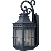 Wildon Home   Trophiq 4 - Light Outdoor Wall Mount; Small