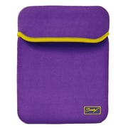 Sumdex Neoprene Sleeve for Samsung Galaxy Tab; Purple