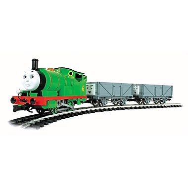 Bachmann Trains Large ''G'' Scale Percy Large Scale Train Set
