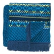 Bocasa Blankets Inspirations Tandori Woven Cotton Throw Blanket