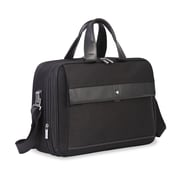 BMW Luggage Expandable Toploader Laptop Briefcase