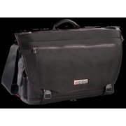 ECBC Tomahawk Messenger Bag; Black