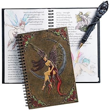 Design Toscano The Rose Fairy Hardcover Journal