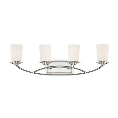 Designers Fountain Palatial 4-Light Vanity Light