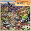 MasterPieces Grand Canyon Wildlife 48 Piece Jigsaw Puzzle