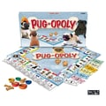 Late for the Sky Breed-Opoly Board Game; Pug