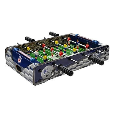 Imperial NFL Table Top Foosball; Dallas Cowboys