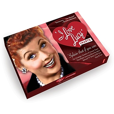 Aquarius I Love Lucy Smarts Game