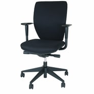 Synergie Spright Mid Back Ergonomic Task Chair with Arms