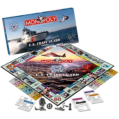 USAopoly Coast Guard Monopoly