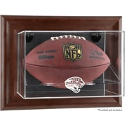 Mounted Memories NFL Wall Mounted Logo Football Case; Jacksonville Jaguars