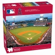 Fundex Games MLB Stadium Puzzle; Los Angeles Angels of Aneheim
