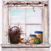 York Wallcoverings Portfolio II Country Kitchen Accents Wall Mural