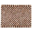 Entryways Douglas Exotic Wood Mat; Natural