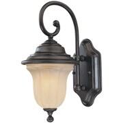 Dolan Designs Helena 1 Light Wall Lantern; 14.25'' x 6.75''