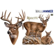 Advanced Graphics Cabela's Deer Wall Decal; 48'' H