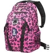 Wildkin Pink Leopard Serious Backpack