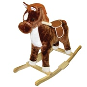 Charm Co. Pinto Rocking Horse
