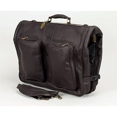 Claire Chase Luggage Classic Garment Bag; Caf