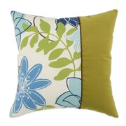 Brite Ideas Living Monaco Breeze Hondo Vertical Cord Throw  Pillow
