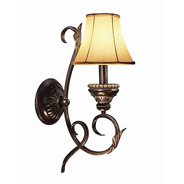 Woodbridge Harrington 1-Light Wall Sconce