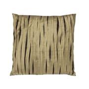 Cloud9 Design Accent Linen Throw Pillow; Yellow