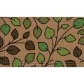 BuyMATS Naturelles Summer Leaves Doormat
