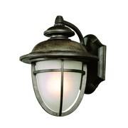 TransGlobe Lighting Energy Efficient 6 Light Outdoor Wall Lantern; 13'' H x 10'' W x 11'' D
