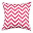 Chooty & Co Zig Zag Polyester Throw Pillow