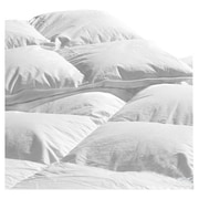 Highland Feather Midweight Down Comforter; Queen