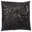 Abbyson Living Decorative Pillow (Set of 2); Black