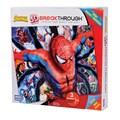 Mega Brands 300 Piece 3D Breakthrough Spiderman Puzzle