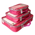 American Flyer Fireworks 3 Piece Perfect Packing System; Pink