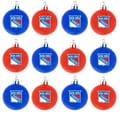 Forever Collectibles NHL Ball Ornament (Set of 12); New York Rangers