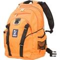 Wildkin Serious Solid Backpack; Bengal Orange