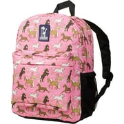Wildkin Horses in Pink Crackerjack Backpack