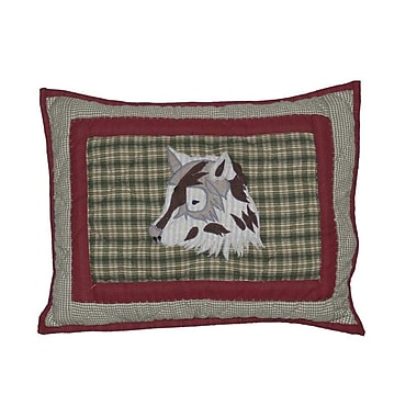 Patch Magic Call of The Wild Crib Cotton Boudoir/Breakfast Pillow