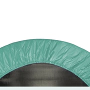 Upper Bounce 40'' Round Safety Trampoline Pad; Green