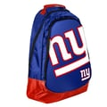 Forever Collectibles Core Structured Backpack; New York Giants