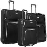 U.S. Traveler Segovia 3 Piece Luggage Set