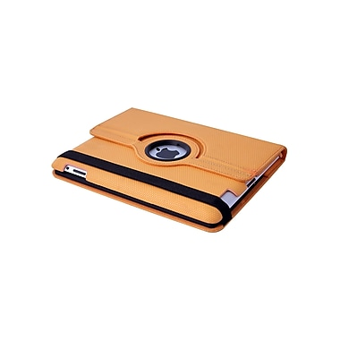 Techni Mobili 2COOL Duo-View iPad Case with Bluetooth Keyboard; Orange