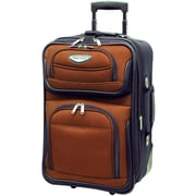 Traveler's Choice Amsterdam 21'' Expandable Rolling Carry On II